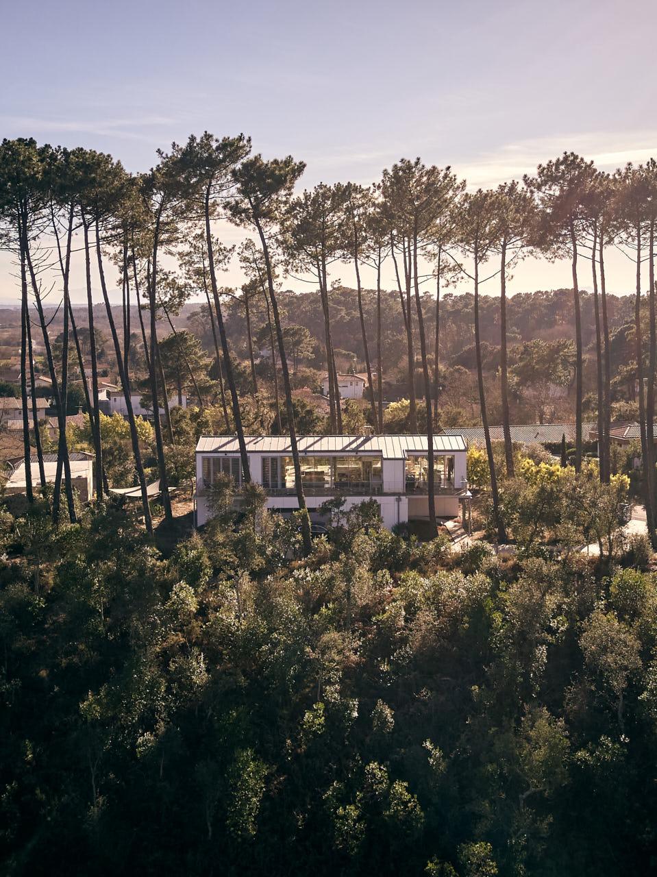 La maison des pins