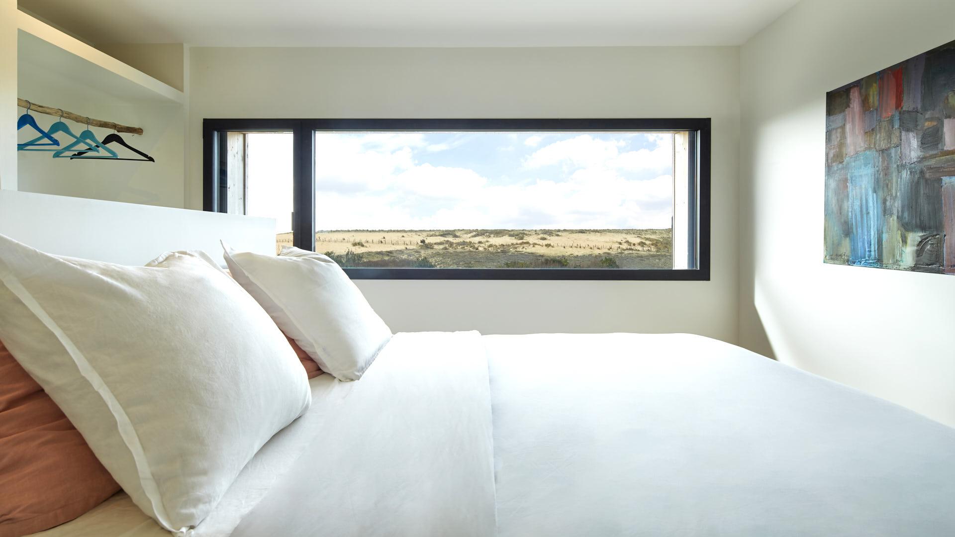 Chambre sur la dune