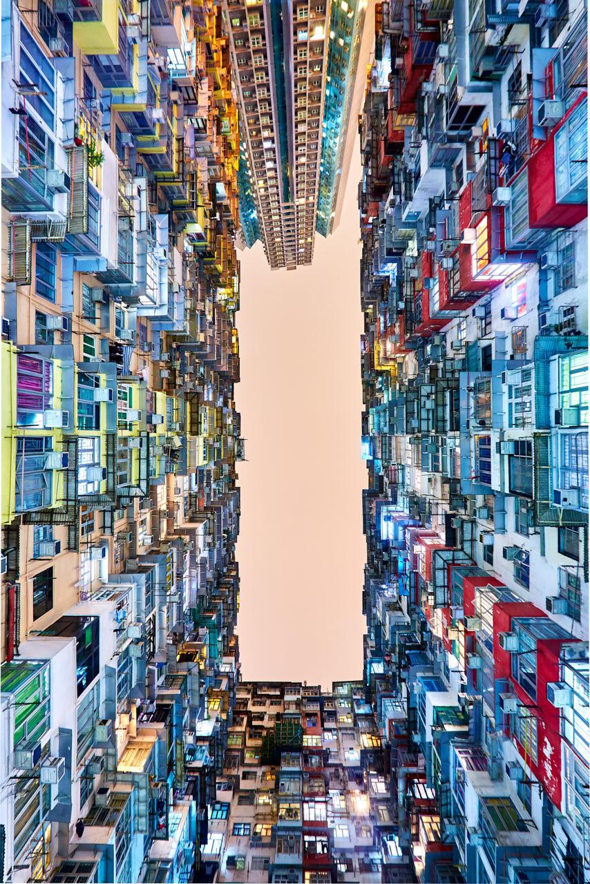 Immeuble monstre