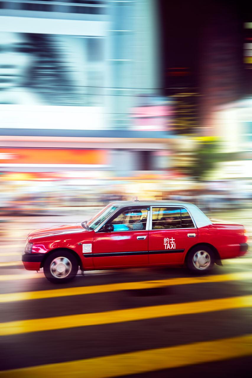 Filé de taxi