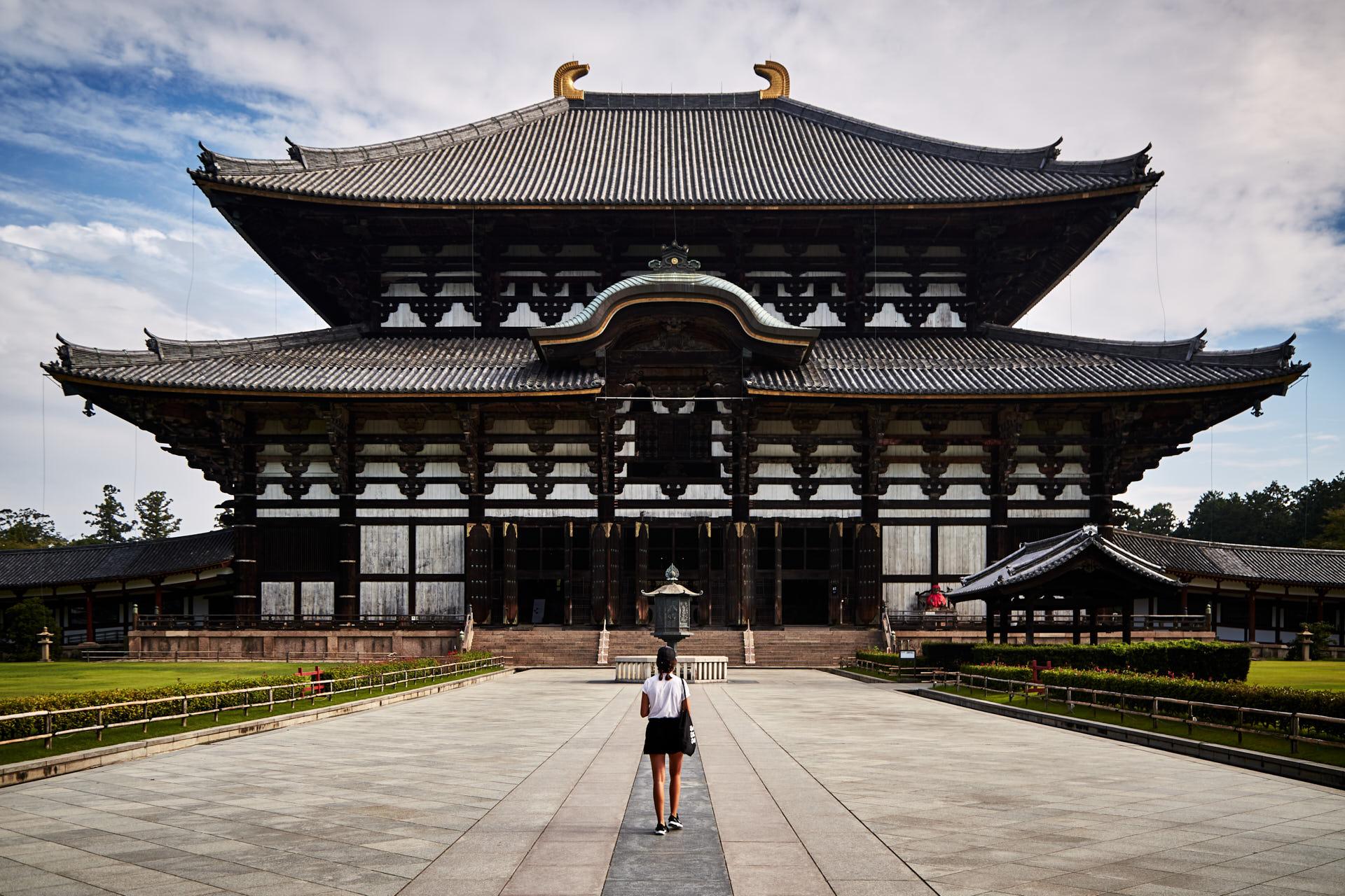 Tōdai-ji à nara