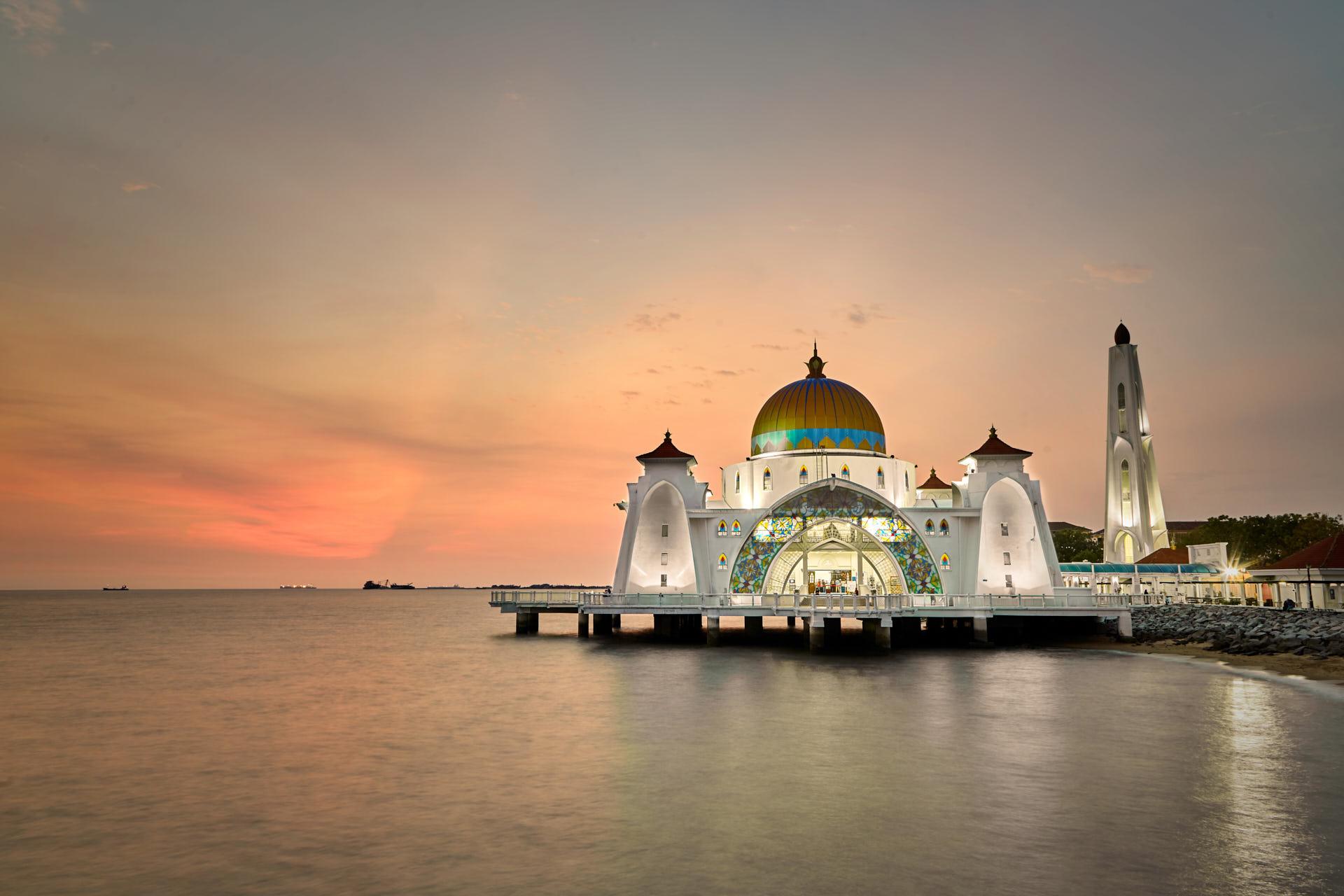 Mosquée de Malaka
