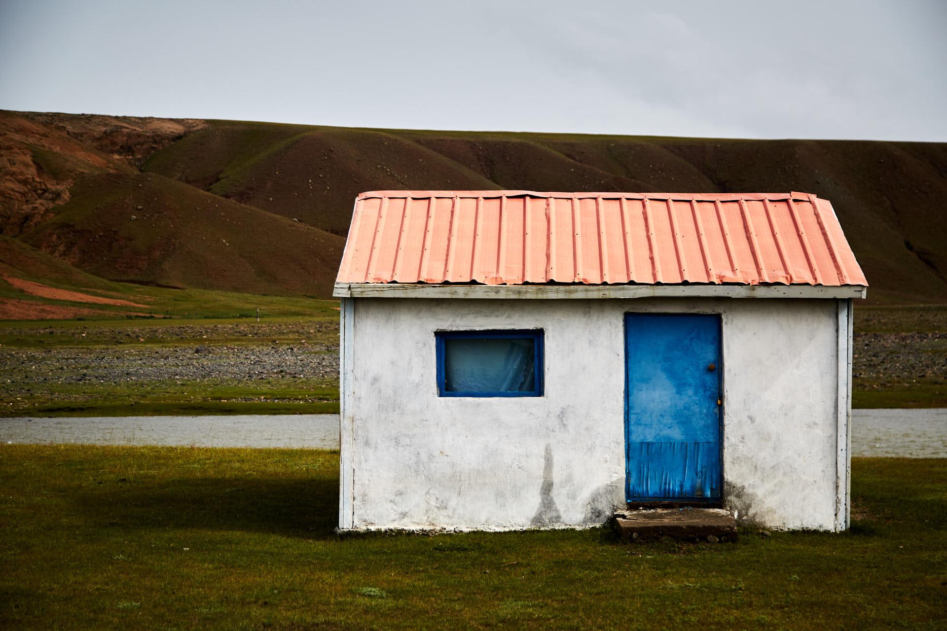 Maison mongole