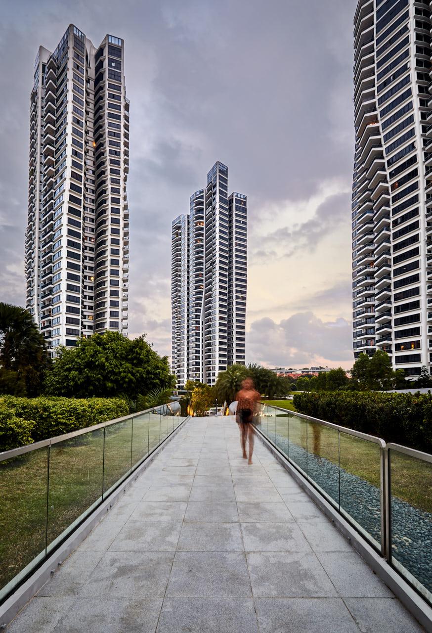 Condominium à Singapour