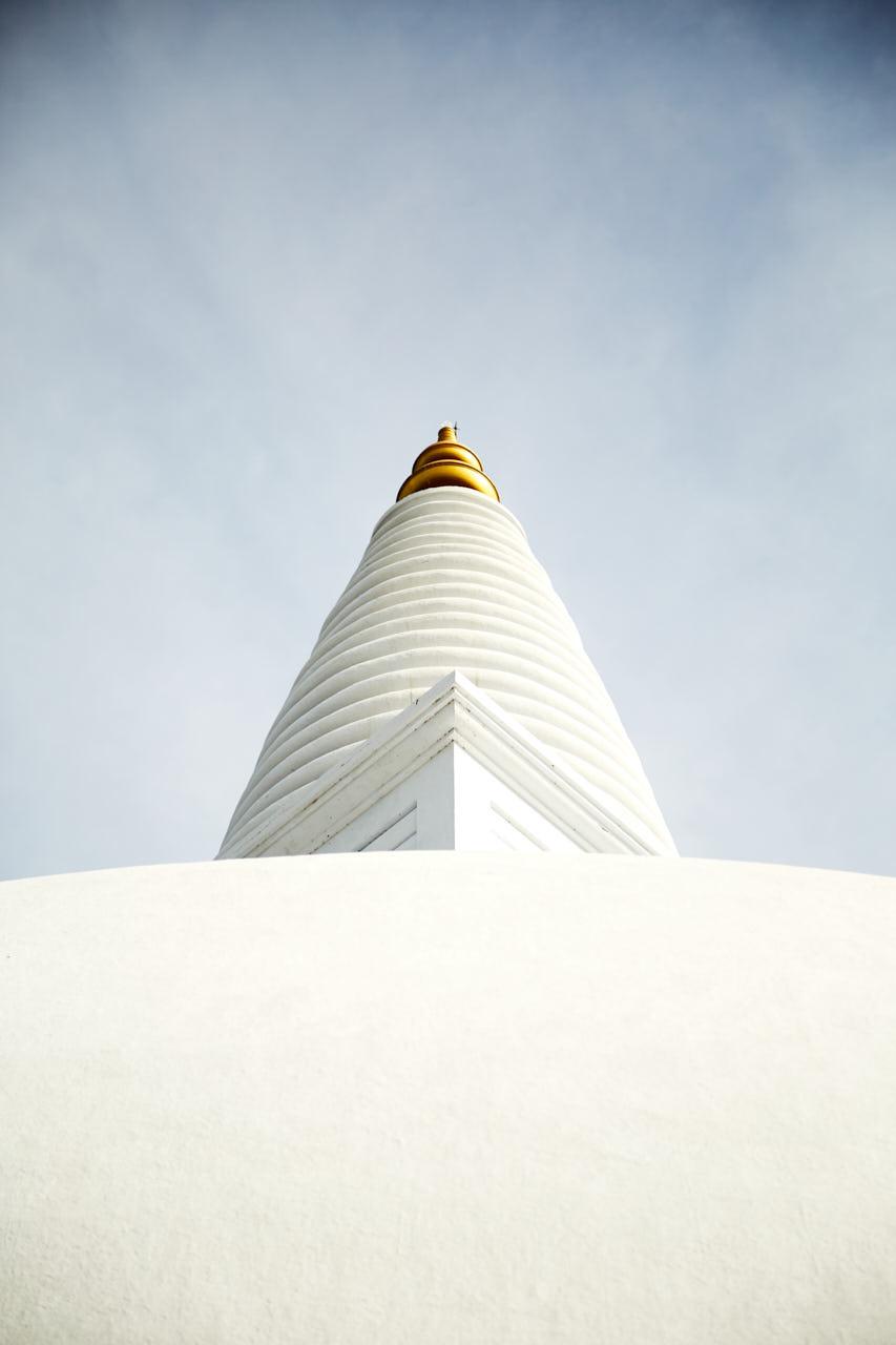 Symétrie d'une pagode