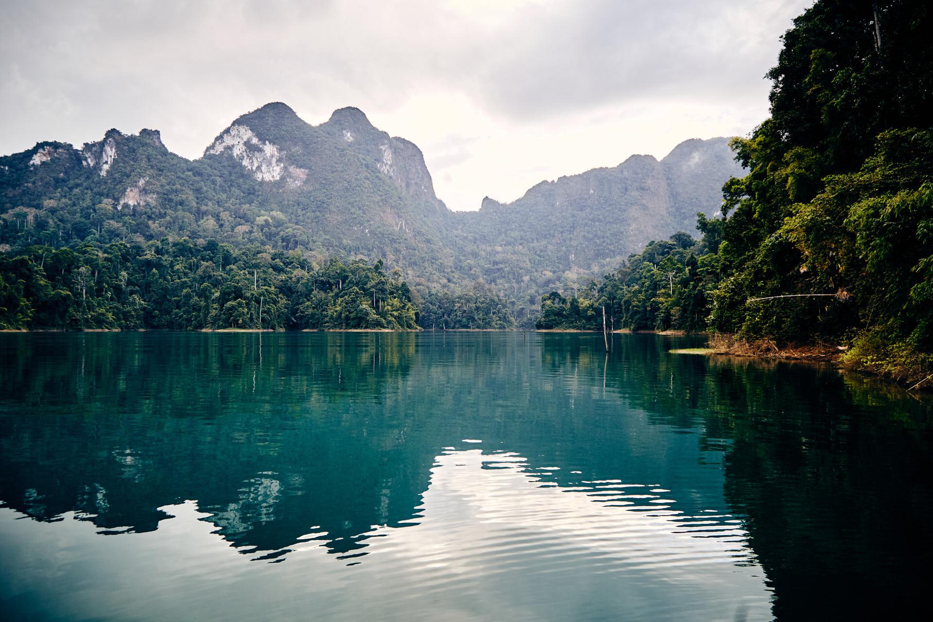 Panorama Khao Sok