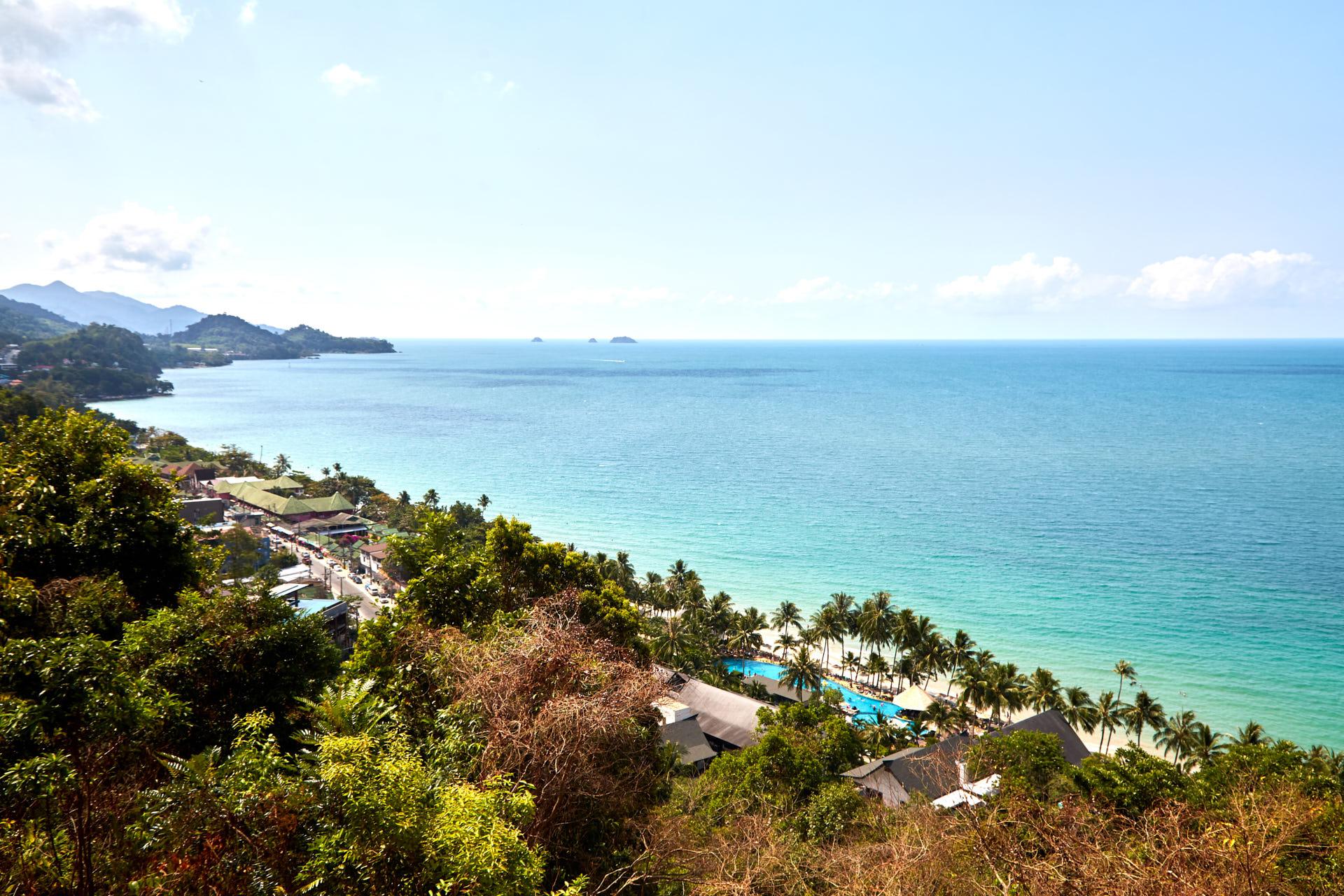 Panorama Koh Chang
