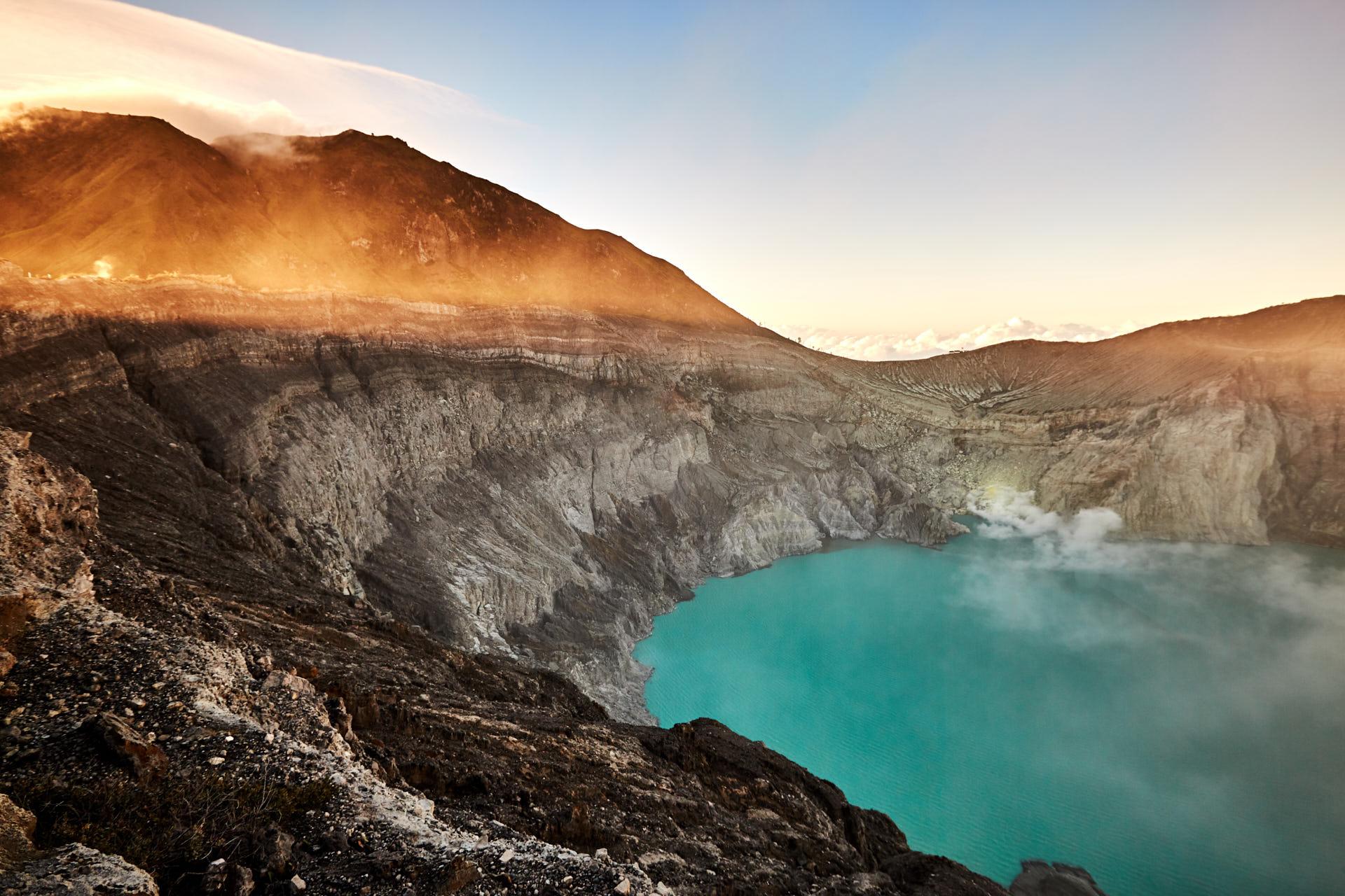 Cratère d'Ijen