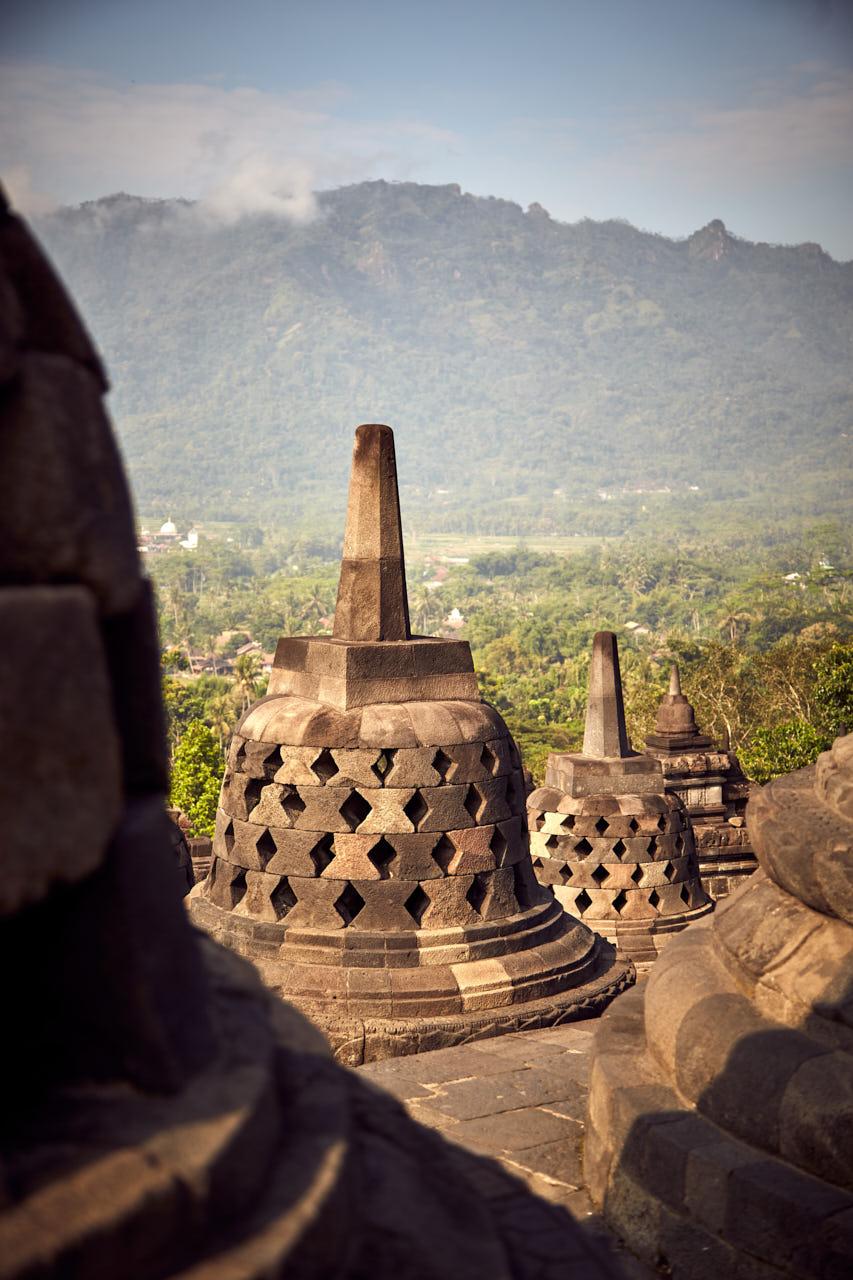 Pagode du Borobudur